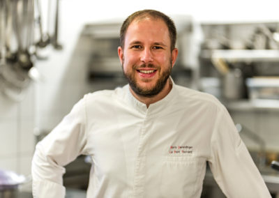 Chef Boris Derendinger